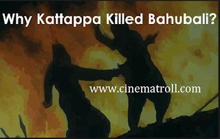 why kattappa killed bahubali real answer