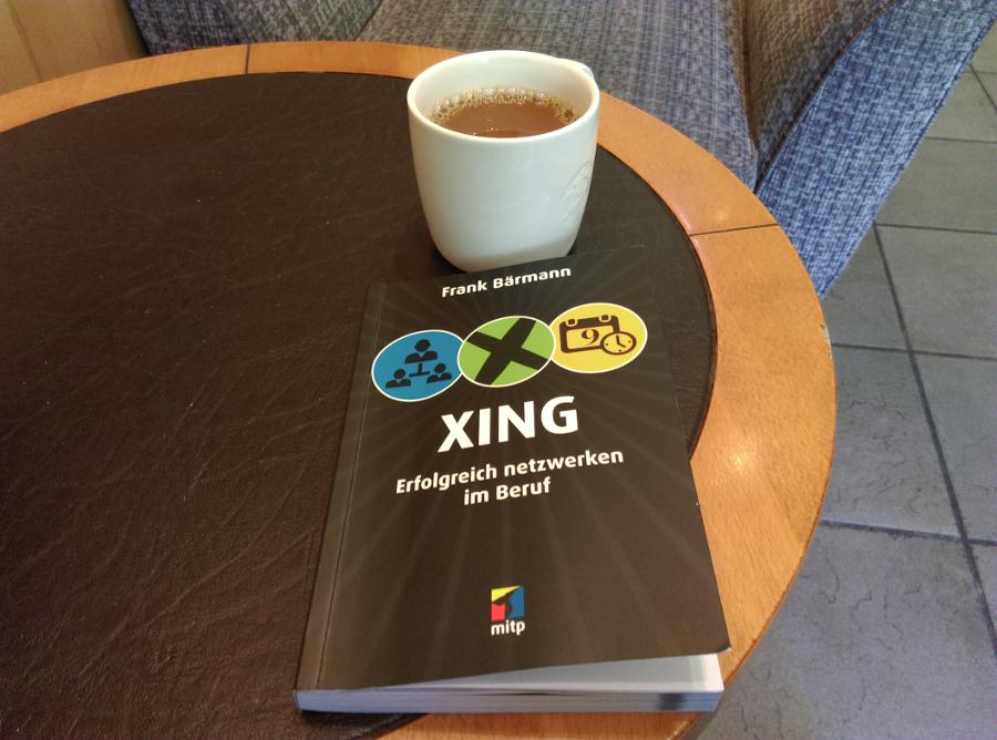 Buchrezensionen XING - cover
