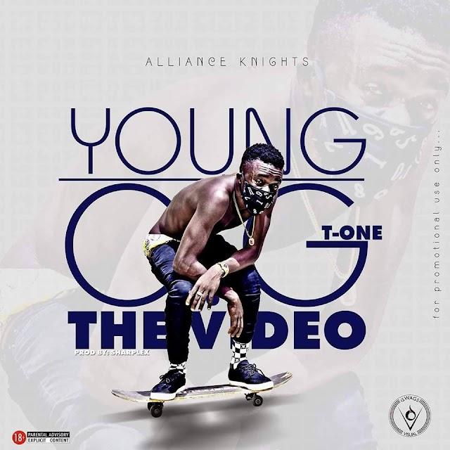 [Video]: T-ONE - YOUNG OG (dir @directorVayne)