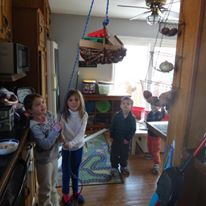 pulleys and pendulums toddler and preschoolers physics learning