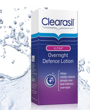 Clearasil Overnight Acne Defense Gel
