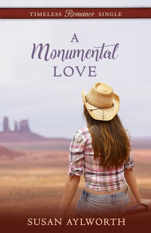 Heidi Reads... A Monumental Love by Susan Alyworth