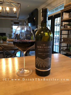 2015 Beringer Knights Valley Cabernet Sauvignon