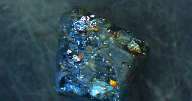 Extremely Rare Mineral Found for Only the Second Time on Earth