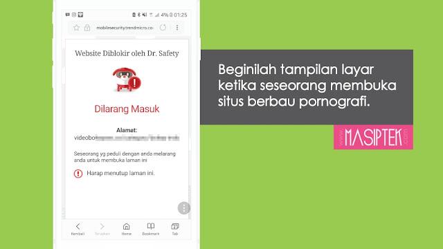 Cara Blokir Situs Porno di Android Tanpa Root