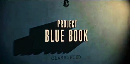 Project Blue Book (TV Series 2018)