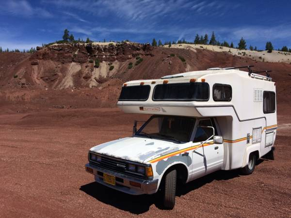 Used RVs 1984 Nissan Sunrader RV For Sale by Owner