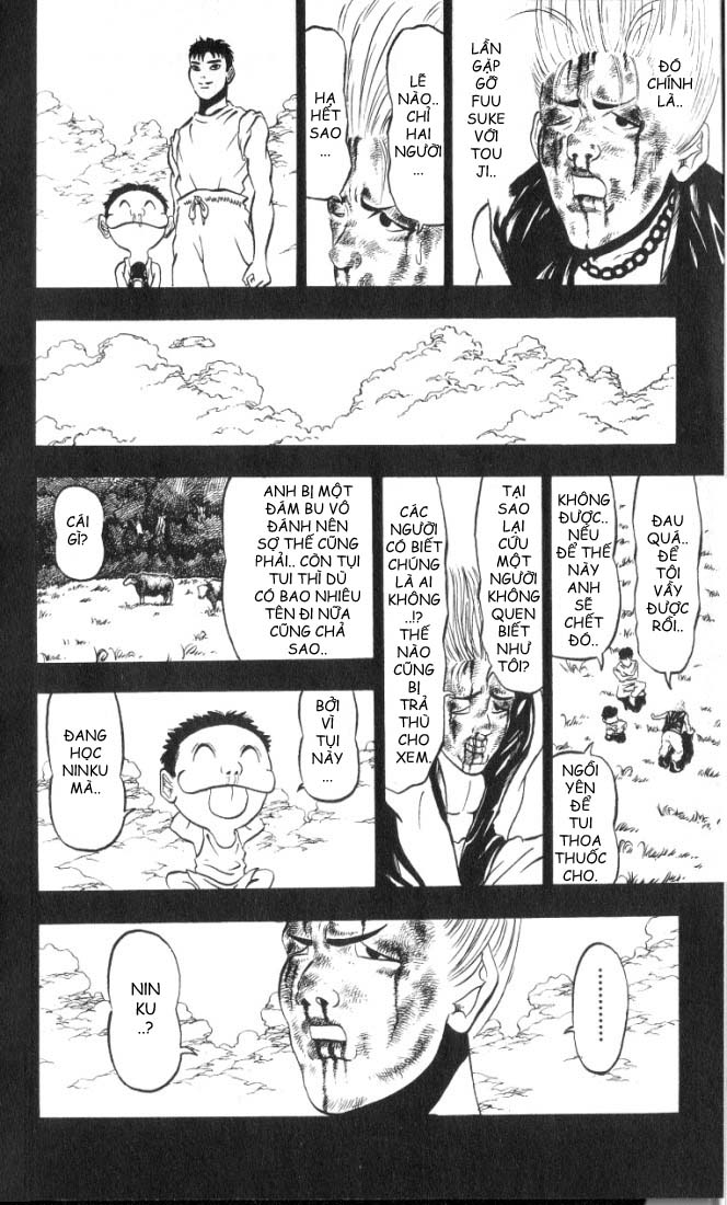 NINKU vol 13 trang 10