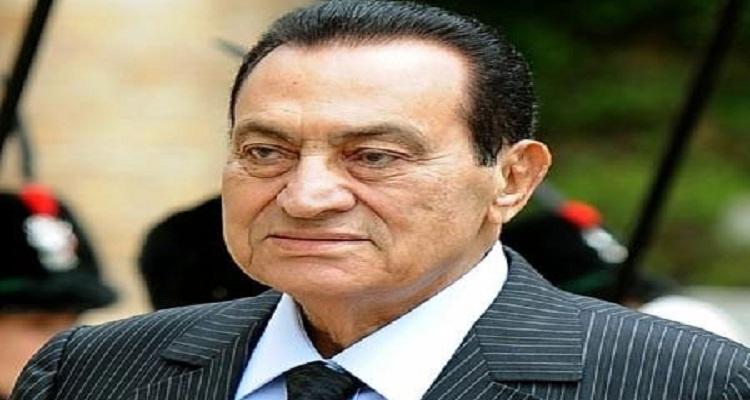 سر دموع مبارك خلال استقبال السيسي لـ سلمان