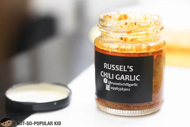 Russel's Chili Garlic