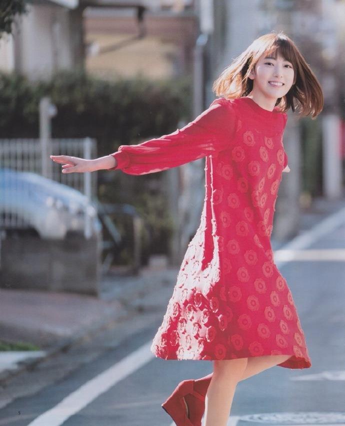 Miyawaki Sakura 宮脇咲良, BOMB! 2018 No.03 (ボム 2018年03月号)