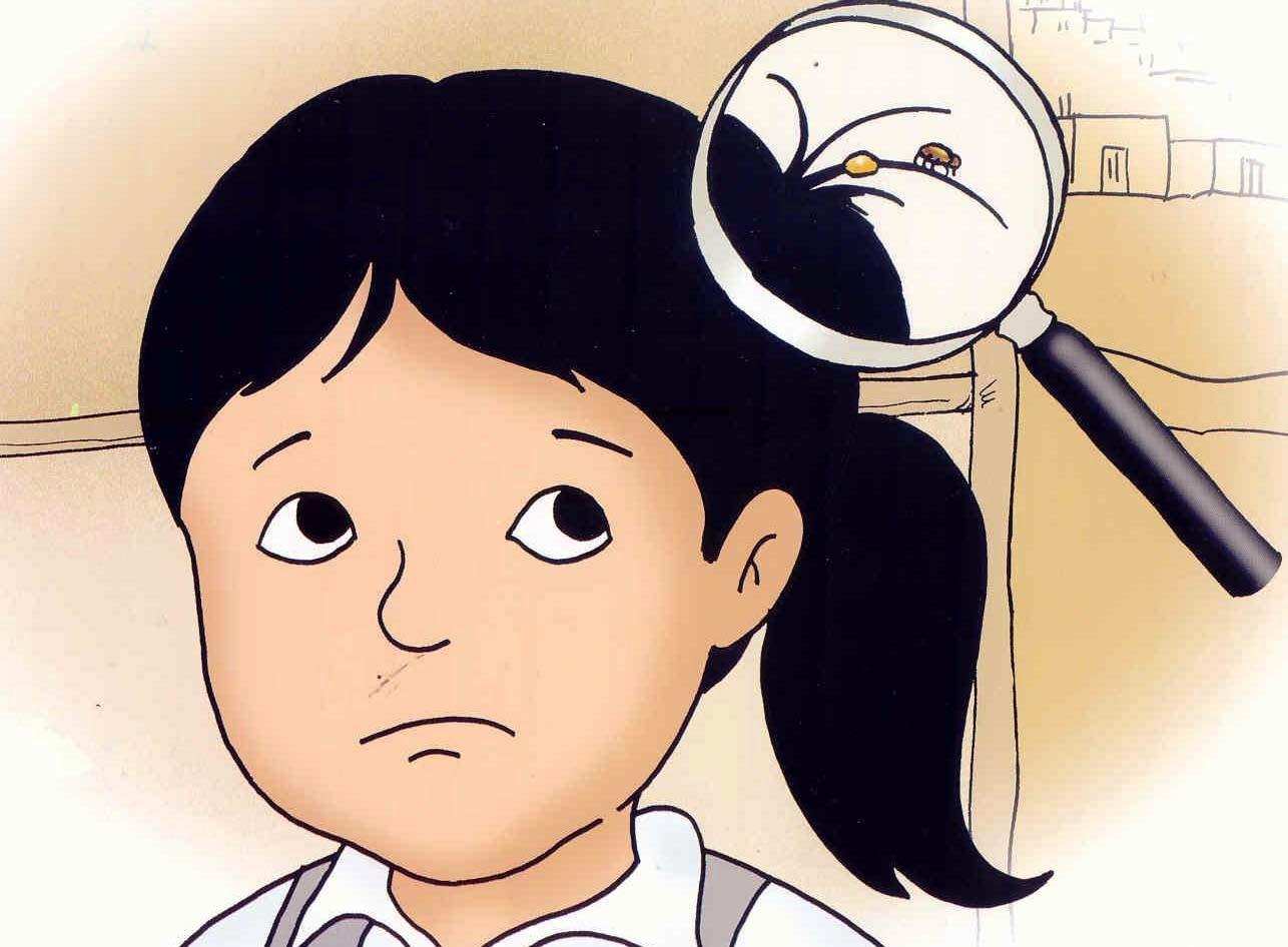Imagenes De Piojos Animados: Laboratorio Rueda Farma: Prevención Natural De Pediculosis