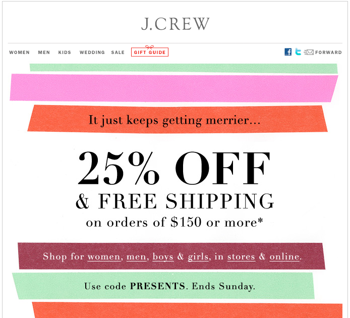 graphic relating to J Crew Factory Printable Coupons called J staff outlet coupon printable : Bpi credit score card freebies