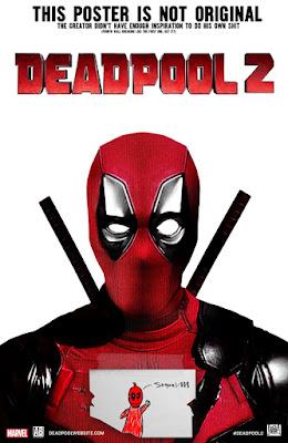 Deadpool 2 (2018) 720p WEBDL Hindi(Clean)+English x264 Download GDrive