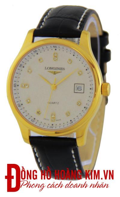 đồng hồ đeo tay nam longines