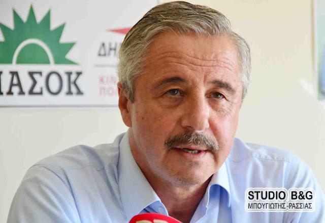 Γ. Μανιάτης: Όχι στην υποβάθμιση των Σχολείων Λυγουριού και Δήμαινας