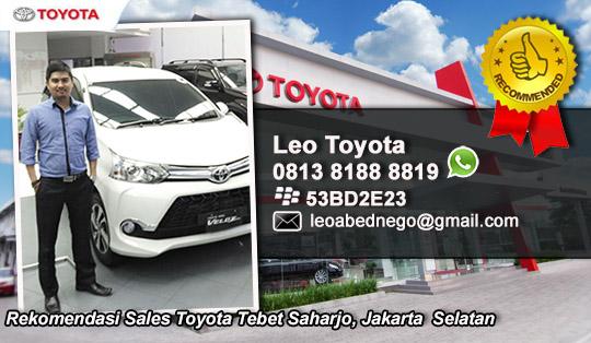 Toyota Auto 2000 Tebet Saharjo, Jakarta Selatan