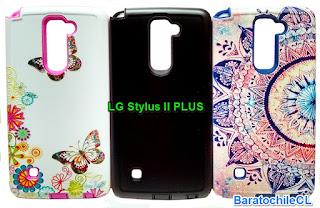 Carcasa Diseño LG Stylus 2