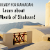 Learn about the Month of Shabaan!
