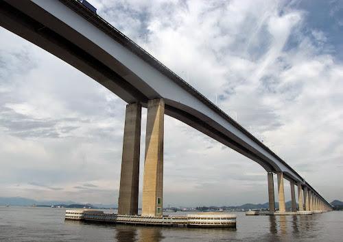 Ponte Rio-Niterói – RJ