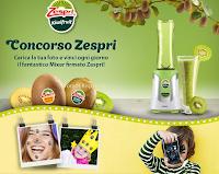 Logo Partecipa e vinci ogni giorno il Mixer firmato Zespri