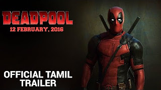 Deadpool _ Official Tamil Trailer 2016 _ Fox Star India