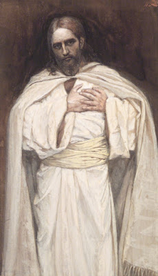 """""""Our Lord Jesus Christ""""- by James Tissot - PD-1923"""