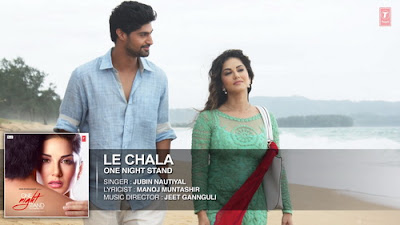 Le Chala Chords- One Night Stand