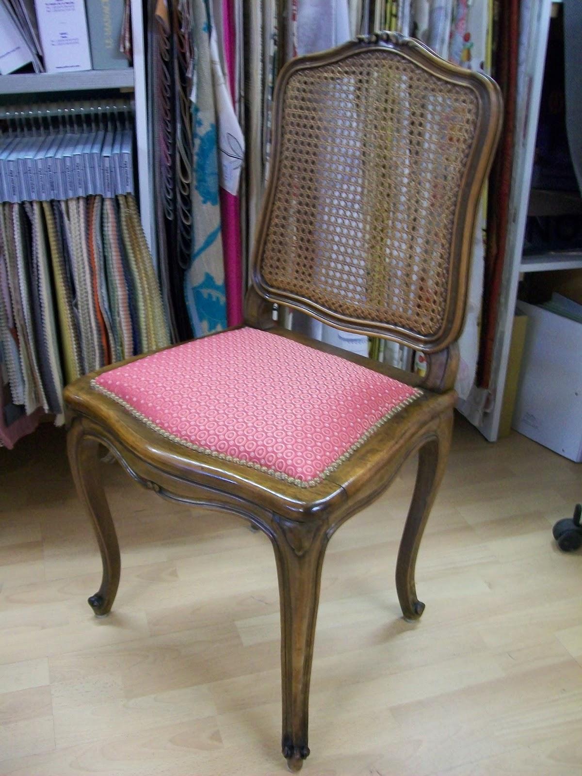 L 39 chaise regence for Cannage chaise paris
