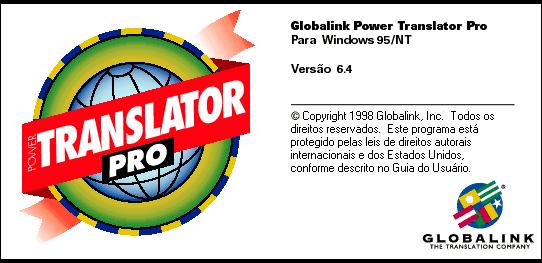 globalink power translator