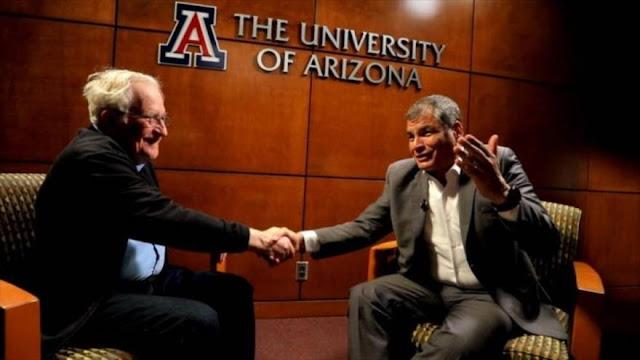 Chomsky: EEUU ya no puede derrocar Gobiernos cuando quiere