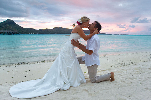 Bora Weddings Are A Common Dream To So Many Soon Be Weds