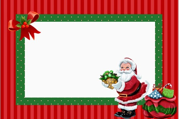 Imágenes De Navidad Con Santa 2 Imágenes Para Whatsapp Y