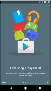 google, App, Earn Money, Credit, Google Play Store