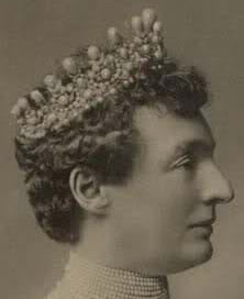 Empress Eugénie of France's Pearl Diadem Lemonnier Princess Margrethe Klementine of Thurn und Taxis