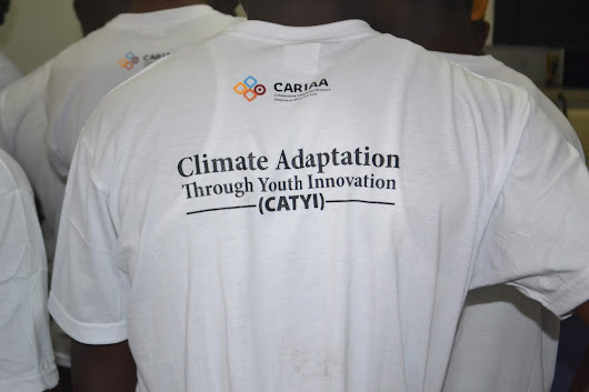 A photo story of the ASSAR Climate Change Adaptation Through Youth Innovation (CATYI) Competion