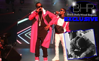 Christian Combs (Son Of Diddy Combs) Has Been Signed To Bad Boy Records