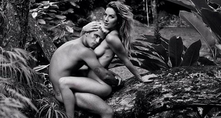 Giovanna Ewbank e Bruno Gagliasso - Foto: Reprodução