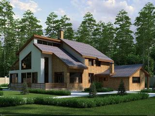 Ремонт загородных домов в Уфе