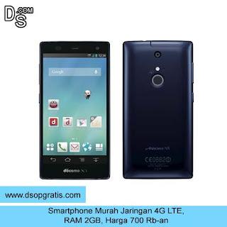 Smartphone Murah Jaringan 4G LTE, RAM 2GB, Harga 700 Rb-an