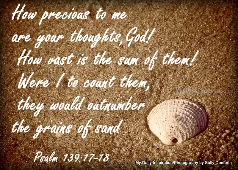 How precious to me are your thoughts, God