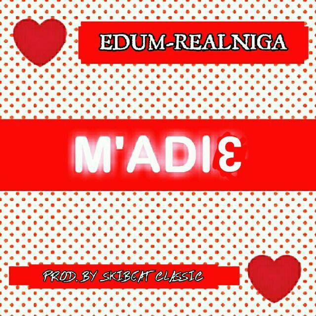 EDUM REANIGA FINALLY INTEND TO RELEASE HIS AWAITING TRACK ON VALS DAY
