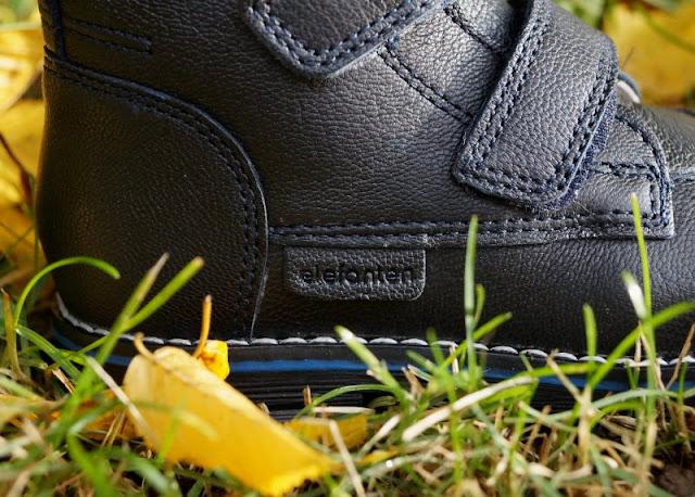 Schuhe Jungen Leder