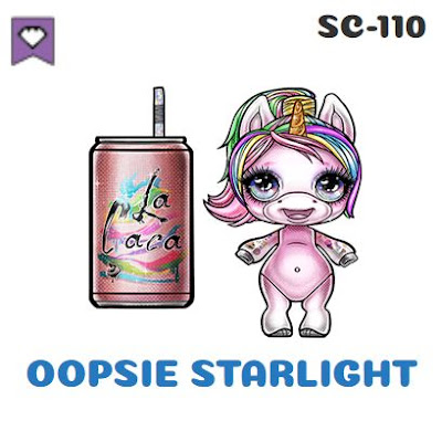 Poopsie Sparkly Critters Oopsie Starlight