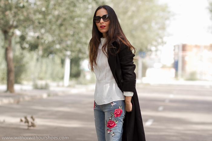 Influencer instagramer blog de moda de Valencia con ideas para vestir femenina y con estilo