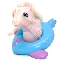 My Little Pony Surf Rider Year Three Baby Sea Ponies G1 Pony