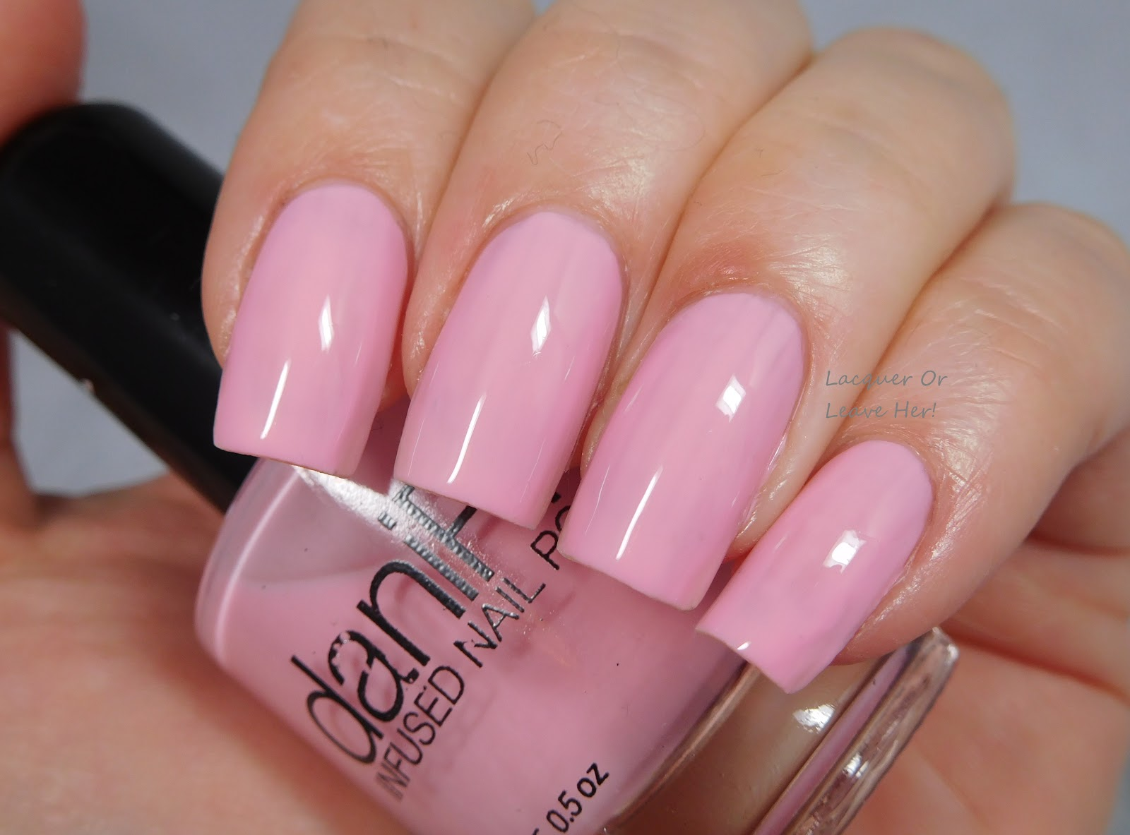 Lacquer or Leave Her!: Review: daniPro Infused Nail Polishes