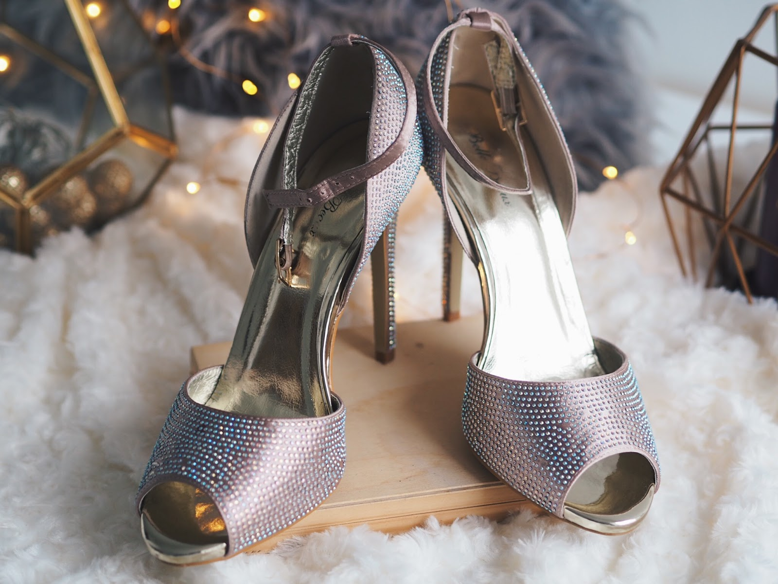 Party Perfect Heels from XY London.*