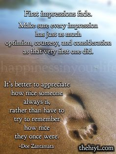 Free Download Quotes On First Impression Good Quotes