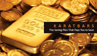 Get PAID to SAVE in GOLD!